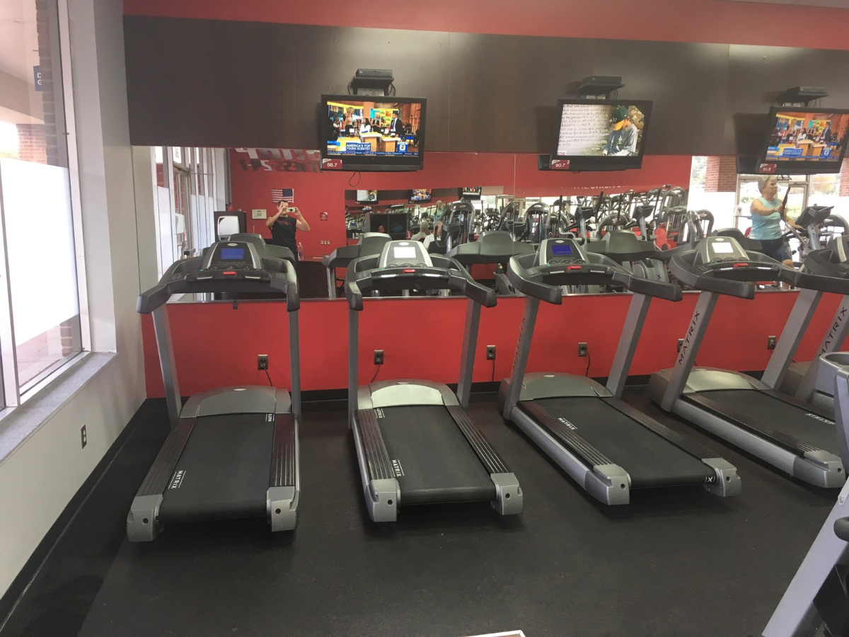 Colonial Heights Snap Fitness Usa
