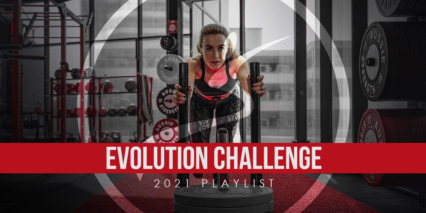 2021 Evolution Challenge Playlist