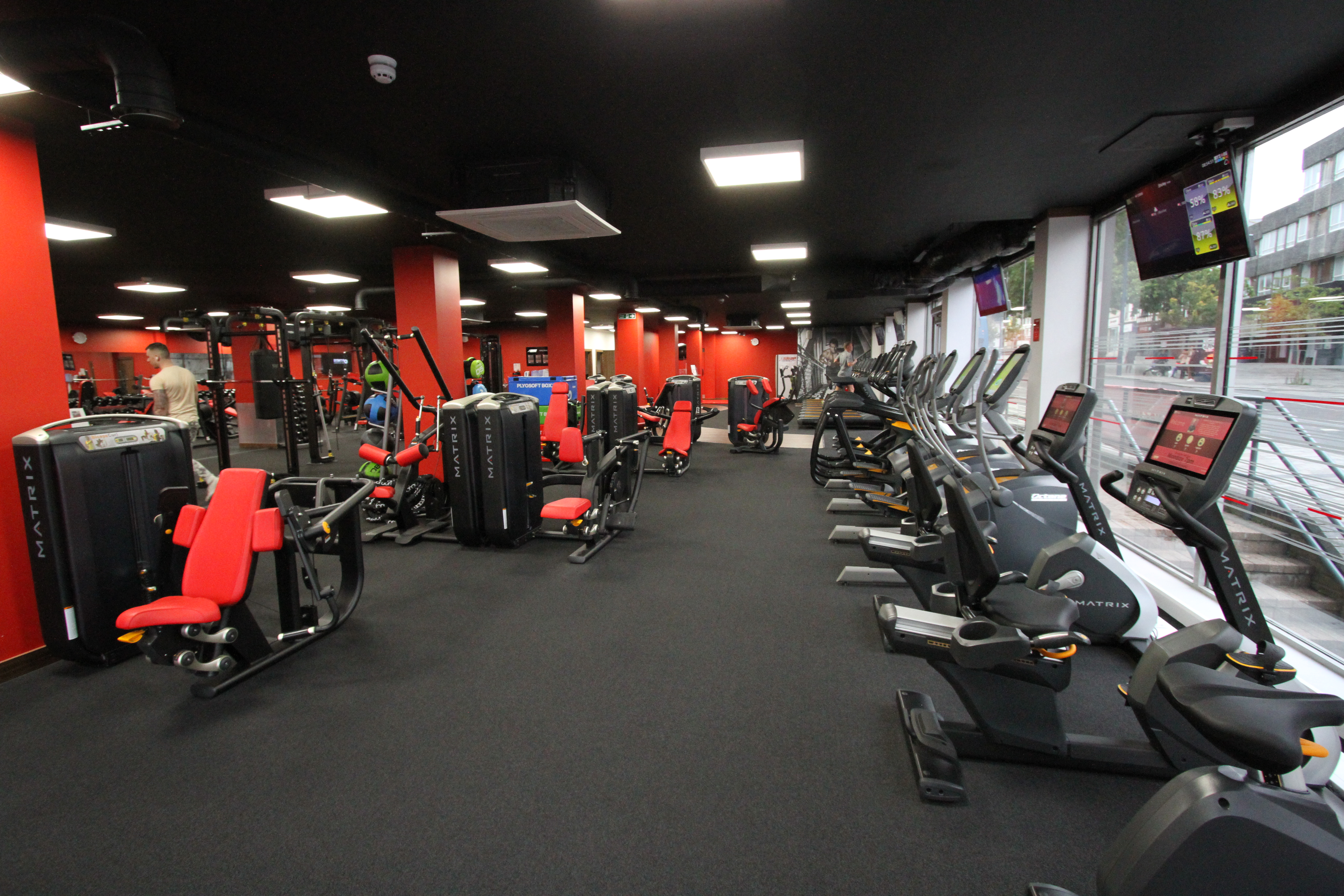 High Street Gym Equipment Best Equipment In The World