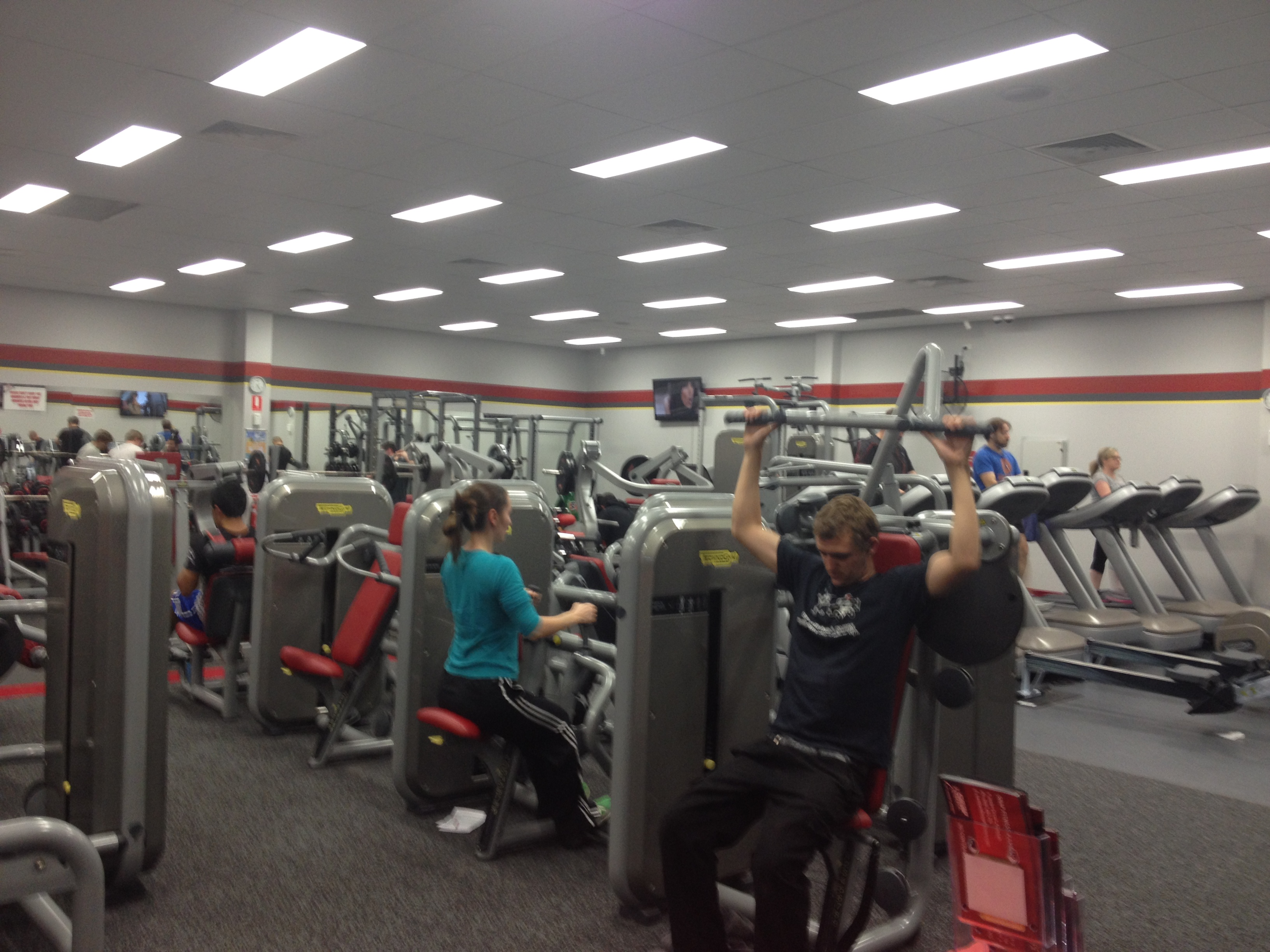 snap fitness canberra