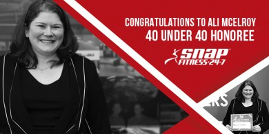 Alison McElroy of Lift Brands Named 2018 40 Under 40 Nominee