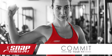 Snap Fitness Unveils 'Commit To Your FIT' Consumer Challenge