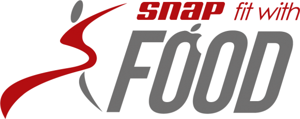 Snap with food logo DEF