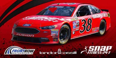 SNAP FITNESS RIDES ON WITH LANDON CASSILL