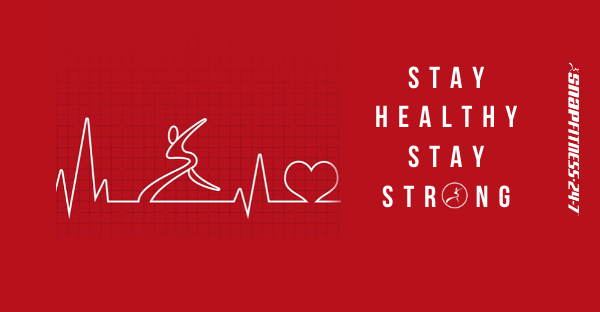 stay healthy stay strong rechthoekkopie
