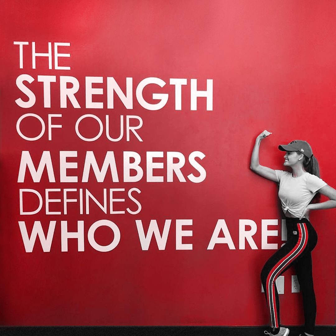 The Strength Of Our Members Defines Who We Are - Ambassador Image