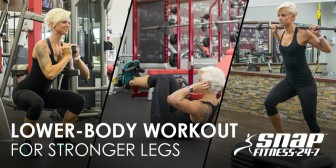 Lower-Body Workout for Stronger Legs