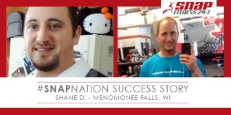 #SnapNation Success Story: Shane D.