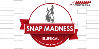 3rd #SnapMadness Challenge: 5 Miles on the Elliptical