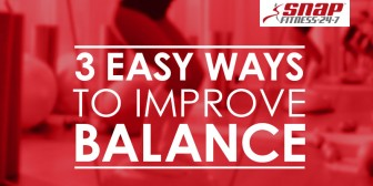 3 Easy Ways to Improve Balance