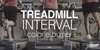 Treadmill Interval Calorie Burner