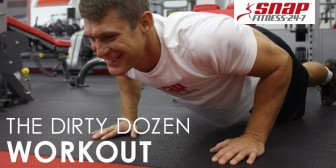 The Dirty Dozen Workout