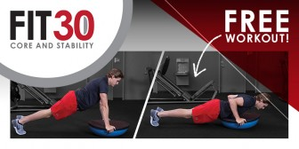 What's Your Fit Workout | Core and Stability Training : Fit 30