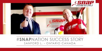 #SnapNation Success Story: Sandford L. Bracebridge, ON