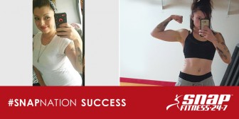 Success Spotlight: Amanda, Member of Snap Fitness Grants