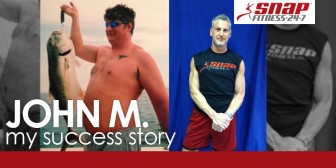 My Snap Fitness Success Story: Dr. John M. from Tupelo, MS Loses Weight, Gains Self-Esteem