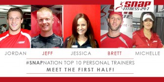 Top Ten #SnapNation Personal Trainers – Part Two