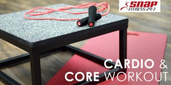 Cardio and Core Workout