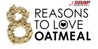 8 Reasons to Love Oatmeal