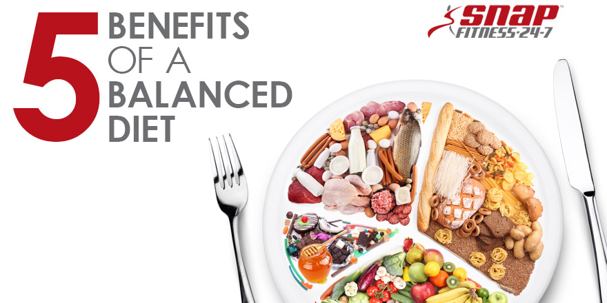effect of balanced diet for health