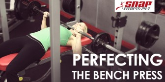 Workout: Perfecting The Bench Press