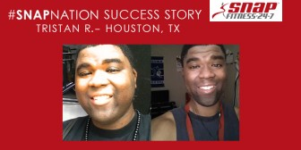 Member Success Story: Tristan R. of Houston, TX