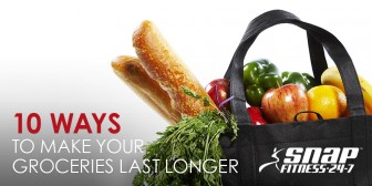 10 Ways to Make Your Groceries Last Longer