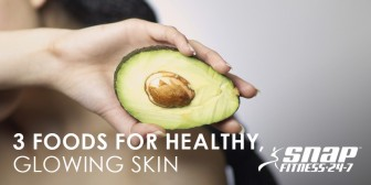 3 Foods for Healthy, Glowing Skin