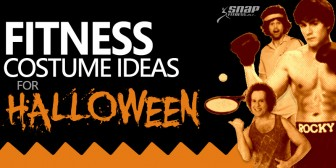 Three Fitness Costume Ideas for Halloween