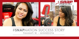 #SnapNation Success Story: Faamati W.