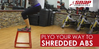 Plyo Your Way to Shredded Abs