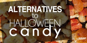 No Tricks Healthier Treats for Halloween