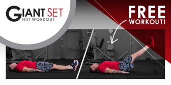 What's Your Fit Workout | HIIT Training : Giant Set