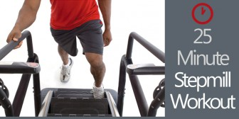 25 Minute Stepmill Workout