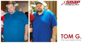 My Snap Fitness Success Story: Tom G. from Lower Burrell, PA