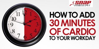 How To Add 30 Minutes Of Cardio To Your Workday