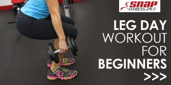 Leg Day Workout for Beginners