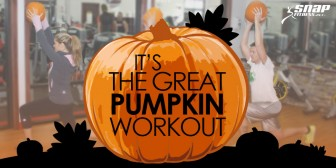 It's the Great Pumpkin (Workout)!