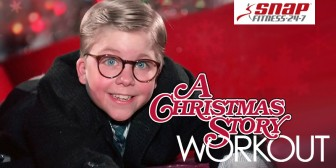 'A Christmas Story' Workout!