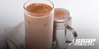 Mexican Hot Chocolate Protein Smoothie