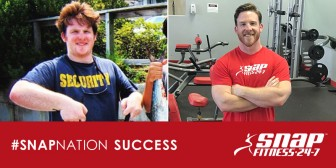 Success Spotlight: Snap Fitness Springtown Manager, Bill