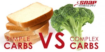 Complex Carbs vs. Simple Carbs