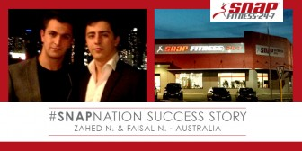 #SnapNation Success Story: Faisal N. Australia