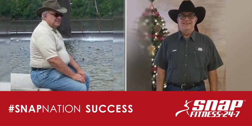 Success Spotlight: John from Luling, Texas
