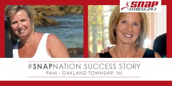 #SnapNation Success Story: Pam Oakland Township, MI