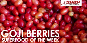 Superfood of the Week: Goji Berries