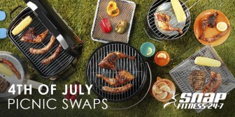 4th of July Picnic Swaps