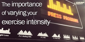 The Importance of Varying Exercise Intensity