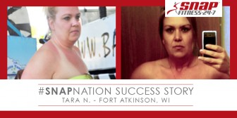 #SnapNation Success Story: Tara N. Fort-Atkinson, WI