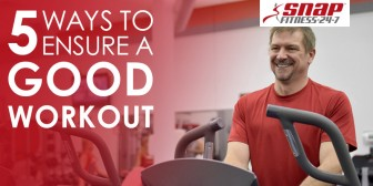 5 Ways to Ensure a Good Workout